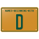 Names beginning with D